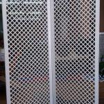 Biombos em PVC